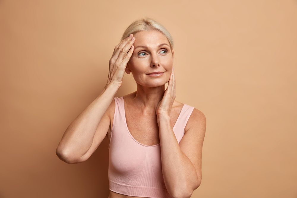 ¿Cuál es la mejor edad para eliminar las marcas producidas por la edad en la piel?
