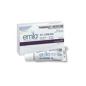 Sanidad alerta sobre los efectos adversos de la crema Emla®, empleado como anestésico en fotodepilación