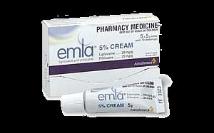 Sanidad alerta sobre los efectos adversos de la crema Emla®, empleada como anestésico en fotodepilación