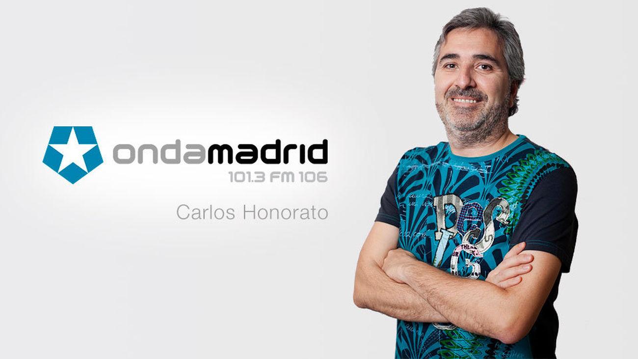 El Dr. Gustavo Sordo hablando sobre rinoplastia en Onda Madrid