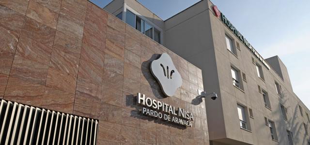 Hospital Nisa Pardo de Aravaca