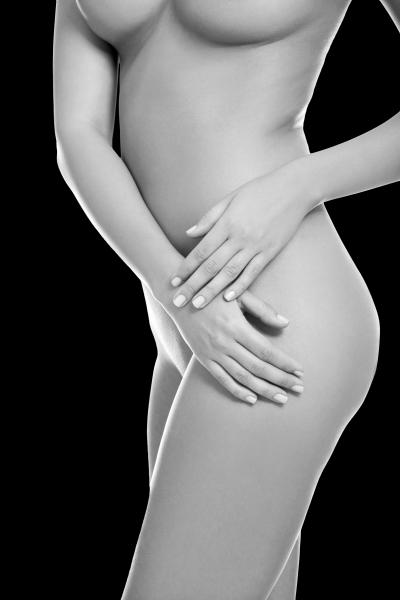 Operación con prótesis mamarias