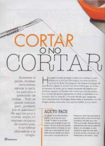 Gustavo Sordo en Cosmopolitan: entrevista