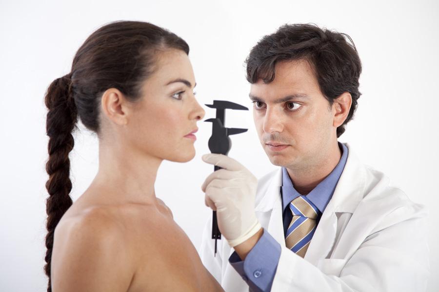 operación nariz por el Dr. Gustavo Sordo