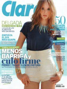 Dr. Gustavo Sordo en la revista Clara