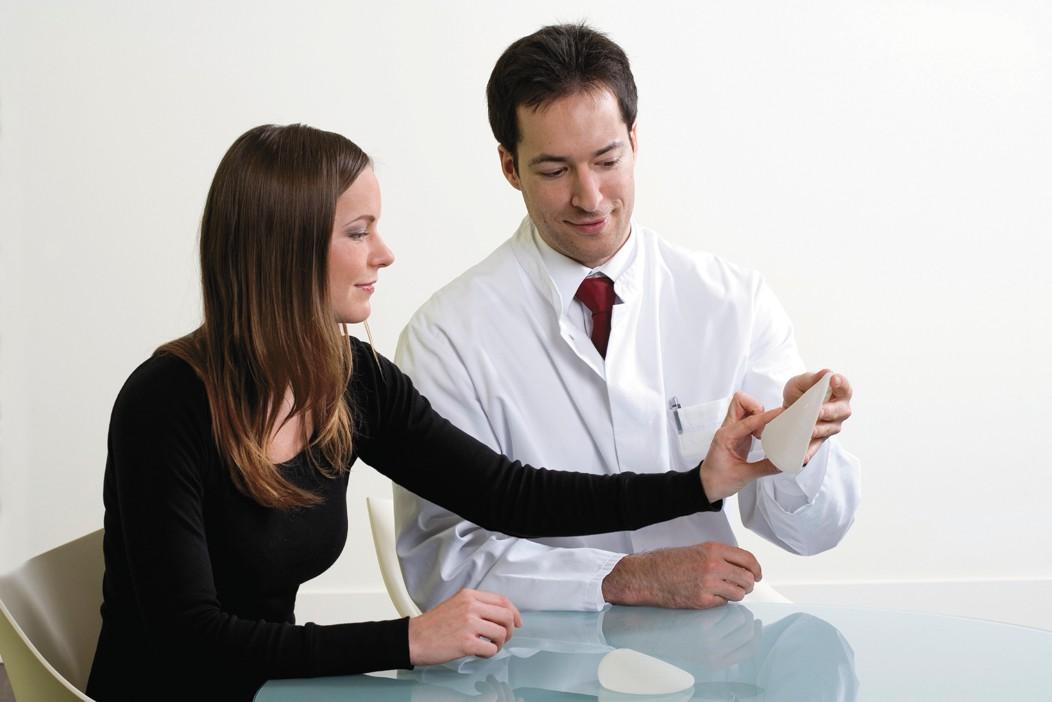 Cómo elegir un implante de pecho