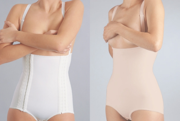 faja abdominoplastia