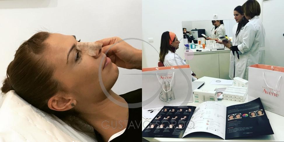 Disimular moratones maquillaje