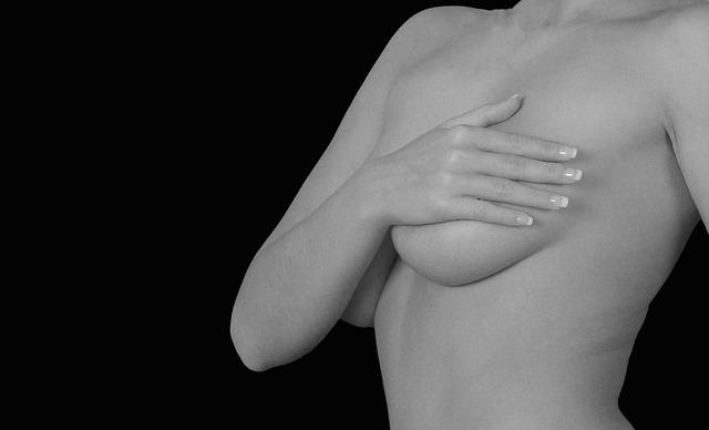 Pérdida de sensibilidad en el pecho