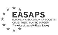 El Dr. Sordo es Miembro de numerario de la European Association of Societies Plastic Surgery EASAPS