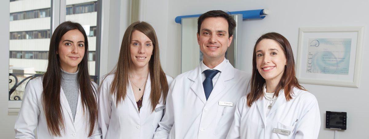 Estructura de las clínicas y consultas de cirugía estética