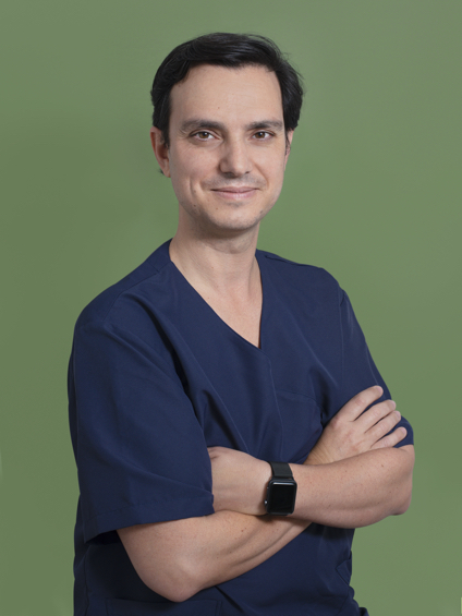 Gustavo Sordo es cirujano plástico en Madrid