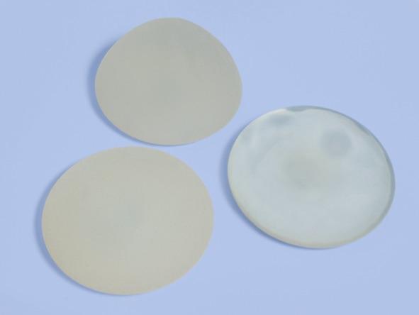 Distintos tipos de implantes mamarios: prótesis redondas o anatómicas